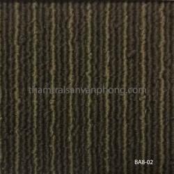 Thảm Tấm Basic 8-02