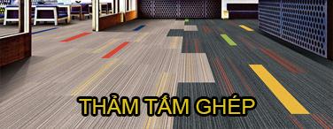 Thảm Tấm Ghép 50cm x 50cm
