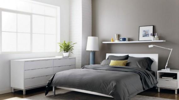 Top thảm sàn dành cho phòng ngủ một màu hiện đại