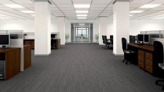 Những mẫu thảm trải sàn văn phòng khổ lớn hiện nay