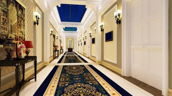 Mẫu thảm trải sàn khách sạn được ưa chuộng hiện nay