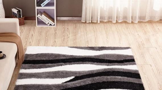 Những mẫu thảm lông trải sàn giá rẻ trên thị trường hiện nay