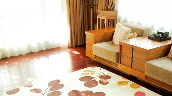 Tổng hợp những mẫu thảm trải sàn phòng khách giá rẻ hiện nay