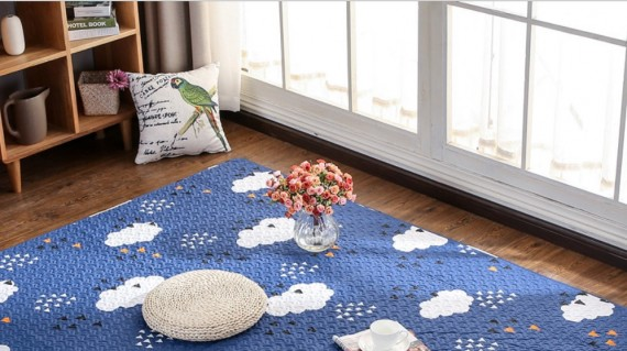 Những mẫu thảm lót sàn cao cấp hiện nay trên thị trường Hà Nội và thành phố Hồ Chí Minh
