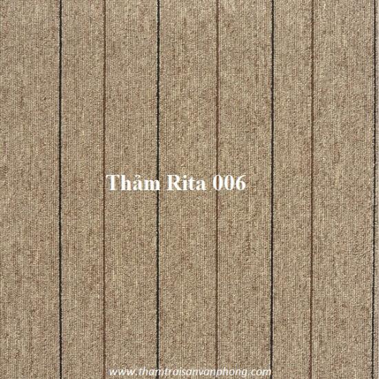 Thảm Tấm Rita 006