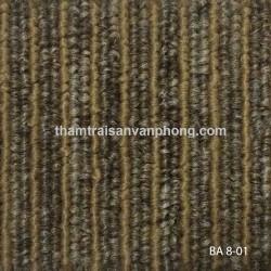 Thảm tấm Basic 8-01
