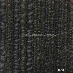 Thảm tấm sợi nylon F8-01