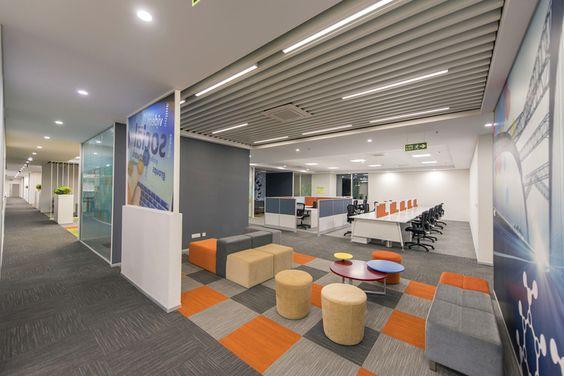 Thảm trài sàn dành cho văn phòng