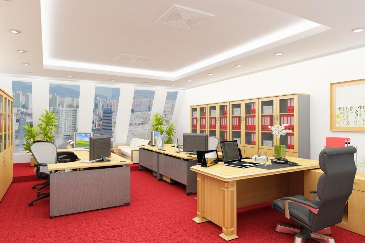 Chọn thảm trải sàn văn phòng theo chất liệu phù hợp